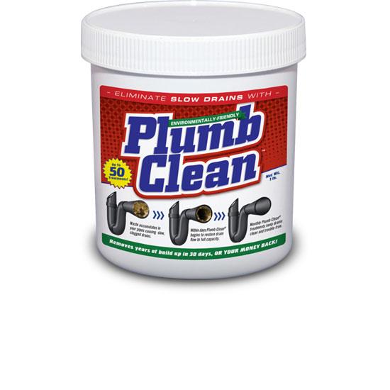 Plumb Clean Jar