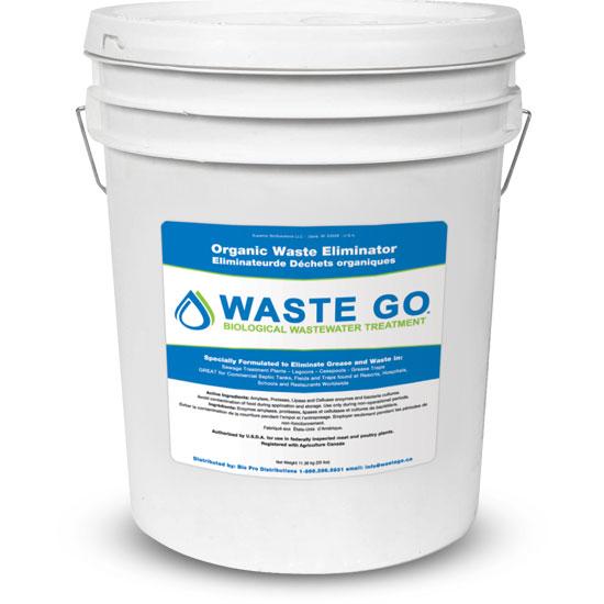 Waste Go Pail